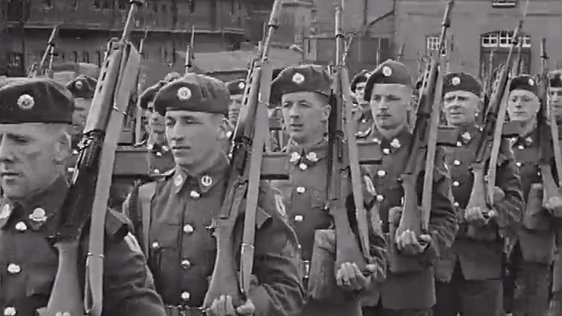 Irish Army (1965)