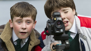 David Rawle and Ian O'Reilly in Moone Boy