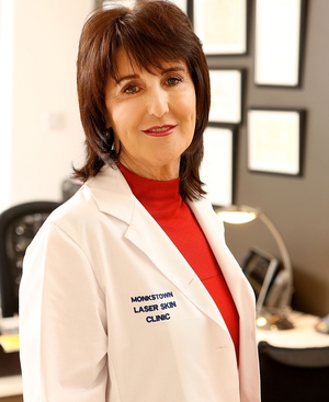 Peggy Stringer from the Monsktown Laser Clinic