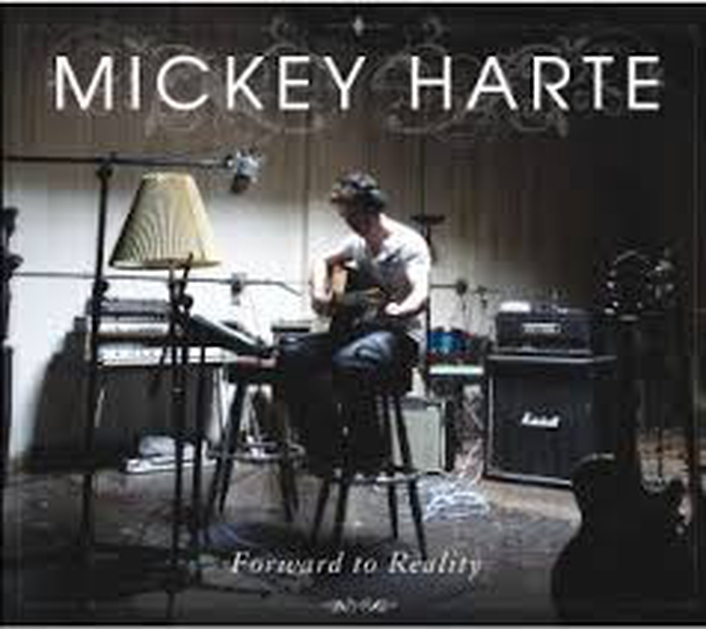Singer-songwriter Mickey Harte