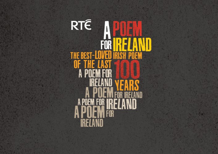 Winner of A Poem For Ireland