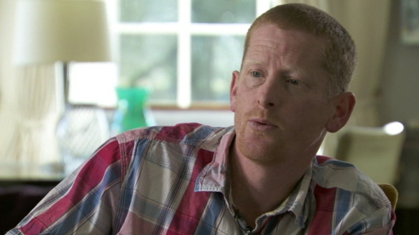 Paudie McGahon says he was raped by an IRA member when he was 17