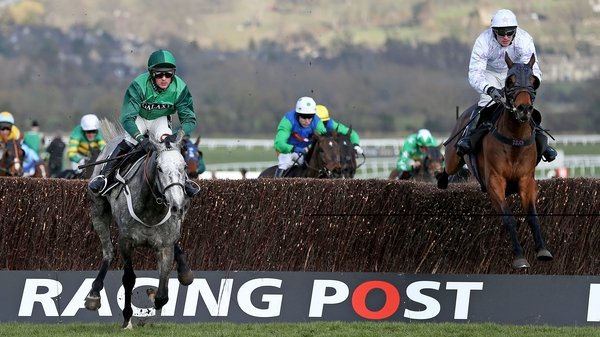 The blinkered Holywell and grey mare Ma Filleule will renew their rivalry after Jonjo O'Neill's charge led home the latter in a Grade Three handicap chase at last season's Cheltenham Festival - both went on to win at Aintree