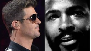 Robin Thicke and Pharrell Williams had to pay the family of Marvin Gaye around $5m
