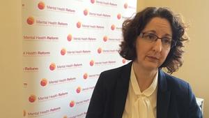 Director of Mental Health Reform Dr Shari McDaid