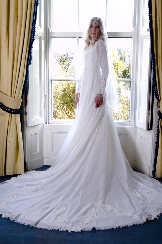 Bridalwear At Vintage Trig