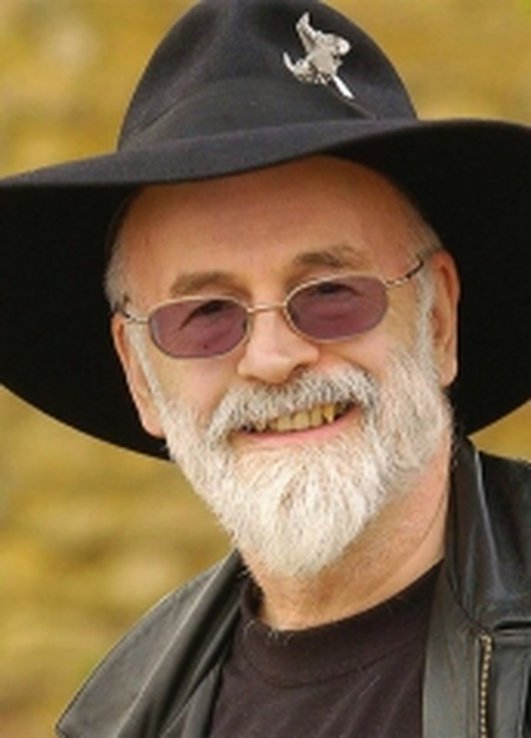 Terry Pratchett RIP