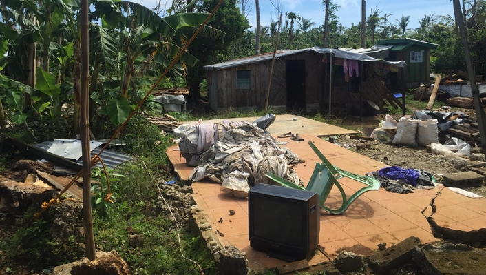 Typhoon Haiyan: the Philippines rebuild
