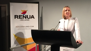 Lucinda Creighton said 180 people want to be candidates for the party