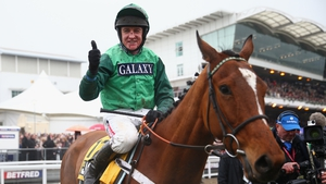 Barry Geraghty has been sidelined with a hairline fracture of the tibia, sustained in a fall at Downpatrick on 22 March