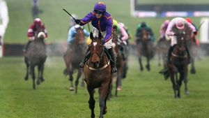 Wicklow Brave made a victorious debut over fences at Ballinrobe