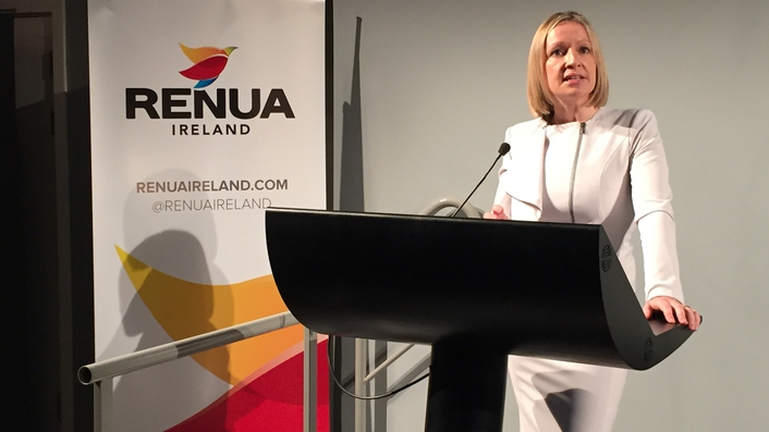 Renua Ireland launches its election manifesto today