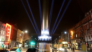 The Spire costs €4 million to erect