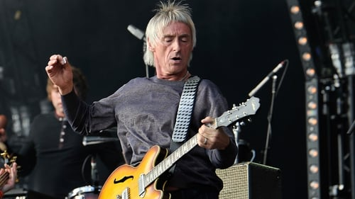 Weller: his fire has not gone out