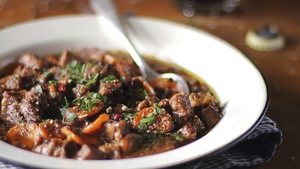 Eunice Power's Beef and Black Rock Stew