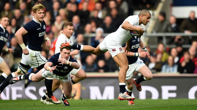 Schmidt impressed by England midfield selection