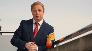 Oliver Callan as Taoiseach Enda Kenny