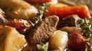 Domini Kemp's Irish Stew - Serve with soda bread.