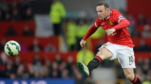 Wayne Rooney believes Manchester United will be in the title mix-up