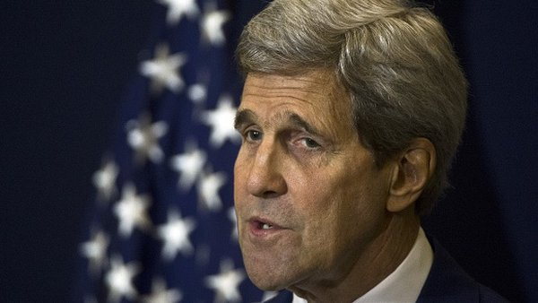 John Kerry did not repeat the standard US line that President Assad had lost all legitimacy and had to go