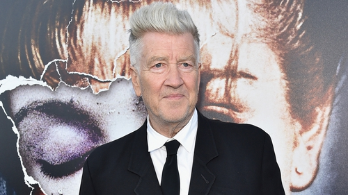 David Lynch: All blue over Beverly Hills at present