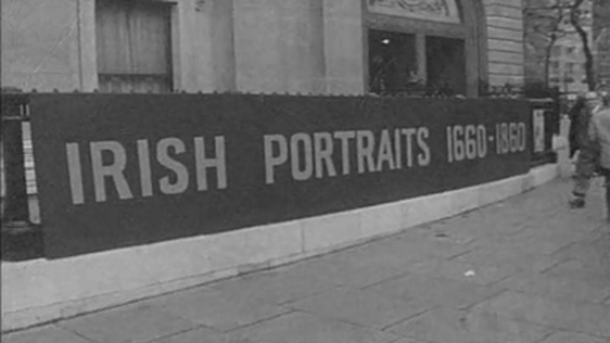 Irish Portraits Exhibition 1660-1860 National Portrait Gallery in London