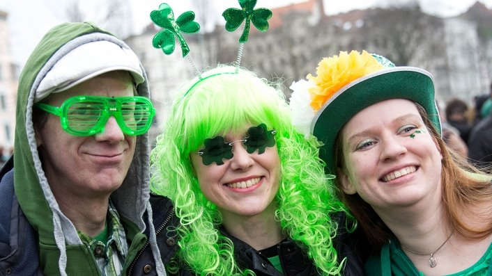 Excitement mounting ahead of St. Patricks Day celebrations