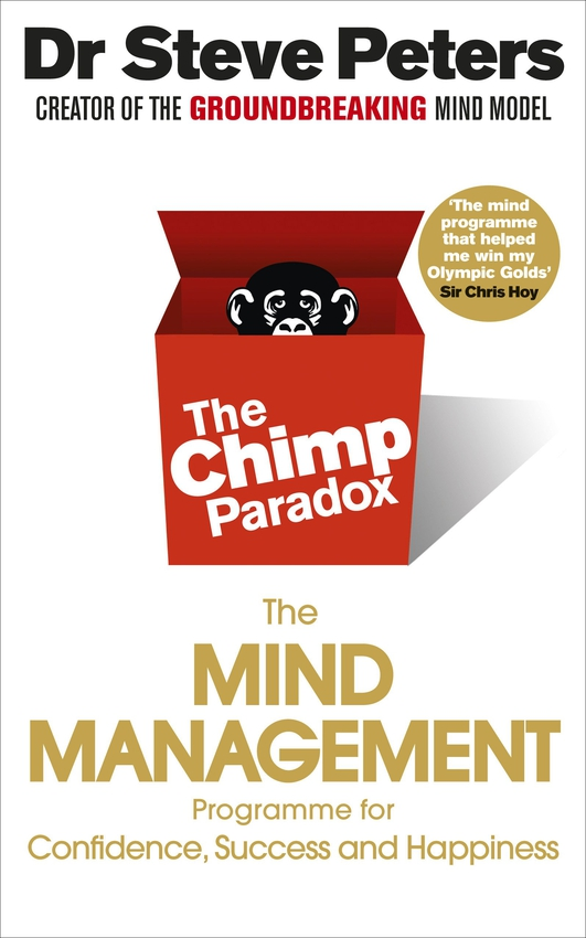 Steve Peters - Sports Psychologist and Author of the Chimps Paradox