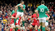 Rob Kearney cites the Wales defeat as reason enough to dismiss the talk of Ireland being favourites to win the World Cup