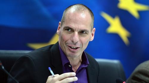 Yanis Varoufakis says Irish taxes, such as corporation tax, should be raised