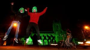 Will the St Patrick's Day festivities in Ireland be a victim of the coronavirus?