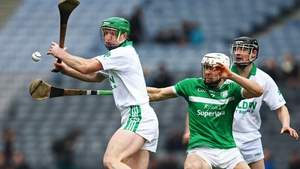 Kilkenny's Ballyhale took on Kilmallock of Limerick in the hurling final at Croke Park