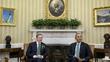 President Obama welcomes Irish to the White House