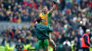 Ciaran McGrath delighted at the final whistle