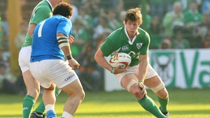 Simon Easterby on a run during the fateful 2007 encounter