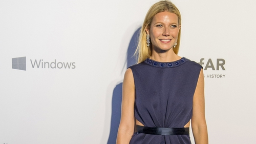 Gwyneth Paltrow: Good news for people who like Goop news