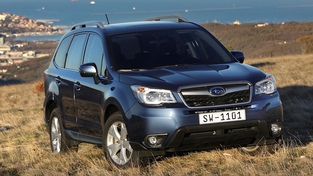 Lineartronic Forester