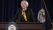 Janet Yellen said that market turmoil abroad was buffeting US economic momentum, and could drag down US growth