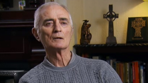 Gerard McKerr's graphic account of his interrogation featured in RTÉ documentary The Torture Files