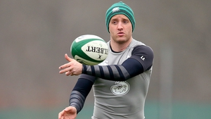 Luke Fitzgerald earns first Ireland appearance since the clash with New Zealand in 2013