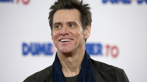 Carrey - New film to begin production next month