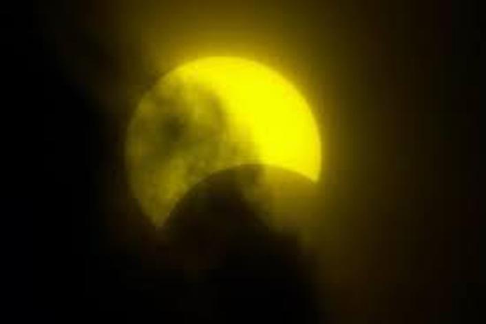 Solar Eclipse Gazing