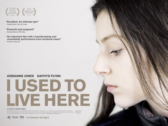 "Irish film ""I Used To Live Here"""