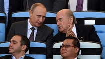 Blatter dismisses calls to boycott Russian WC