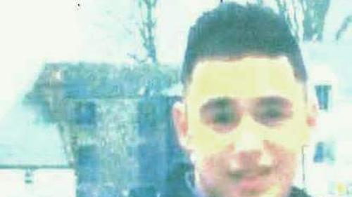 Declan Hulme was last seen on 20 March