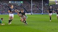 Try saving tackle from Jamie Heaslip