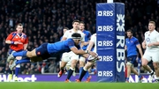 Maxime Mermoz starts for France against Ireland