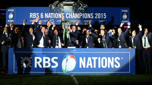 Ireland are back-to-back Six Nations winners