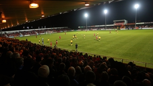 The Showgrounds will be full for the semi-final