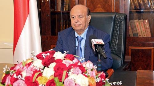 Abd-Rabbu Mansour Hadi had already had to leave Yemen's largest city, Sanaa, due to the rebel advance